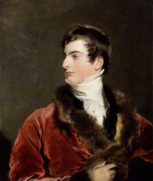 NPG 1408; John Arthur Douglas Bloomfield, 2nd Baron Bloomfield by Sir Thomas Lawrence