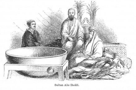 Sultan Alie Iholdi