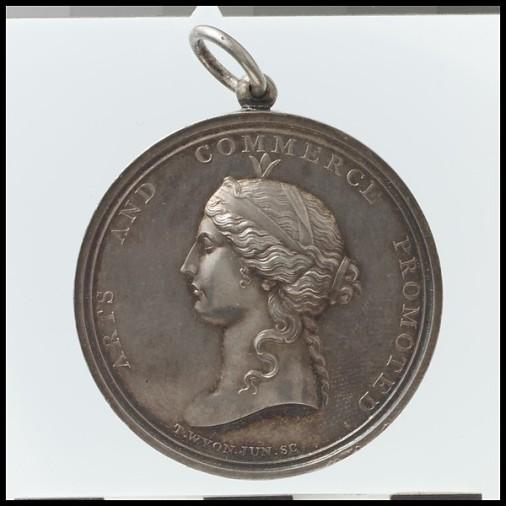 Isis medal