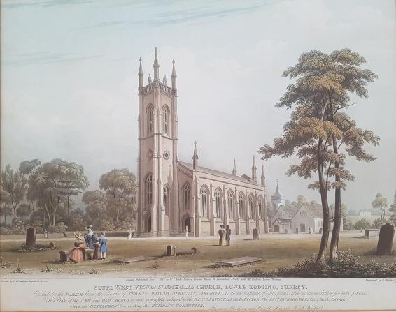 St Nicholas-Tooting