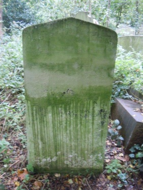 Lucy gravestone