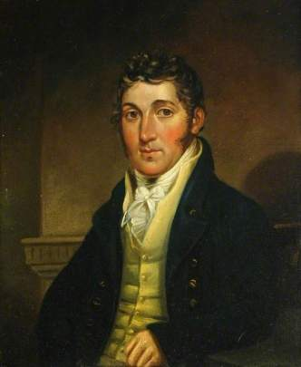 unknown artist; Portrait of an Unknown Gentleman