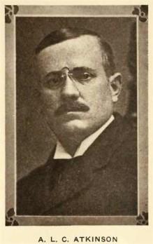 Alatau Leonard Charles Atkinson
