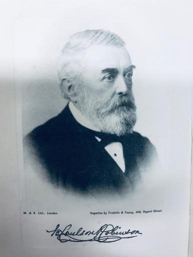 Benjamin Coulson Robinson
